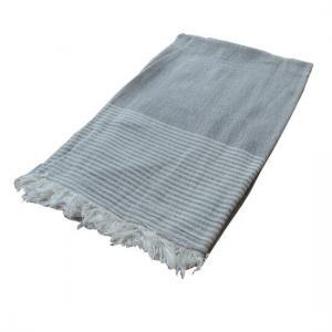 Hamam handduk Kamber Charcoal Grey