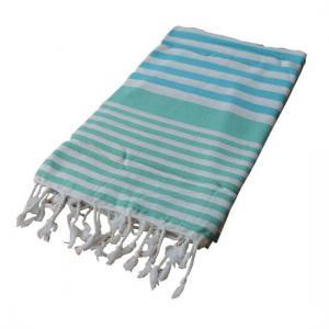 Turkish Towel Galia Aqua/Sea Green