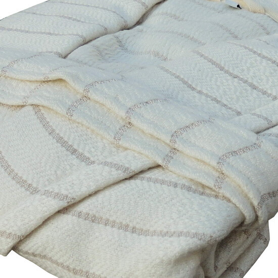 Morgonrock Bambu Tunn Dam Herr BERILE XL Badrock med sjalkrage