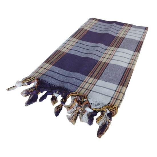 Turkish towel Traditional Purple