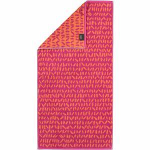 Handduk Code Allover 113-23 pink