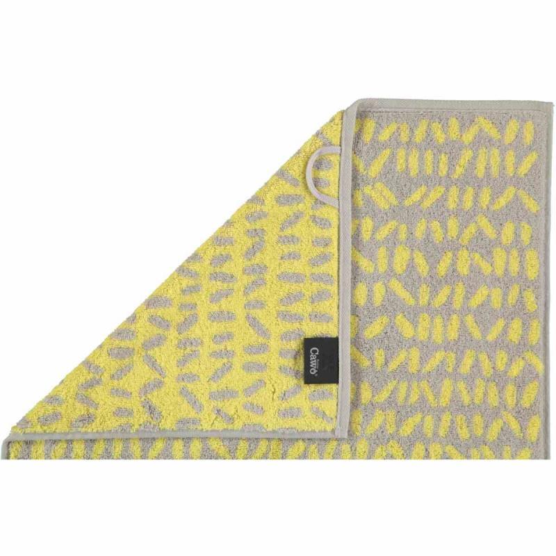 Towel Code Allover 113-75 lemon