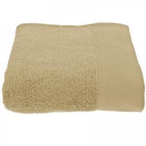 Köp Frottéhandduk 560g/m² av 100% kammad bomull 50x100 cm Sand Online från Casa Zeytin