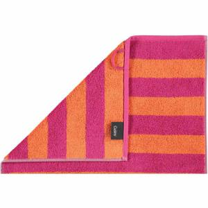 Handduk Code Blockstreifen 115-23 pink