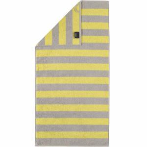 Handduk Code Blockstreifen 115-75 lemon