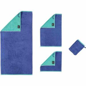 Handduk Code Doubleface 114-14 saphir