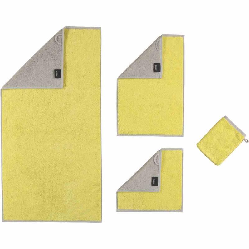 Towel Code Doubleface 114-75 lemon