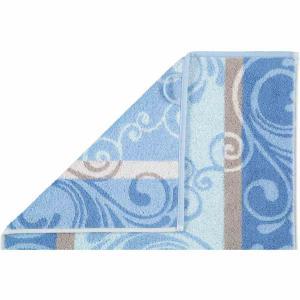 Handduk Florentine Ornament 196-11 blå
