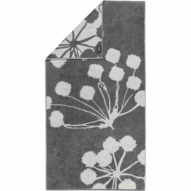 Handduk Cottage Floral 386-77 anthrazit