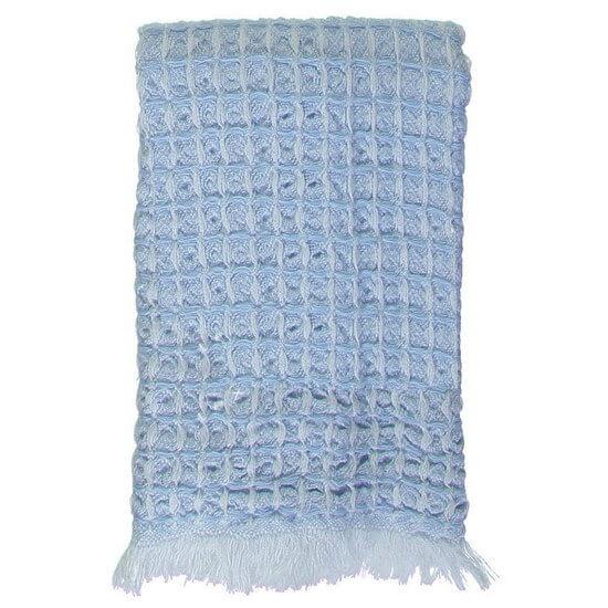 Handduk Gofret Ice Blue 40x90