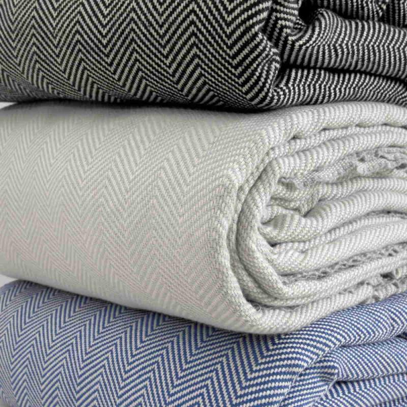 Blanket Herringbone King Size