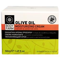 Moisturizing Day Cream Olivolja