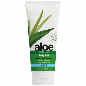 Body Milk Aloe Vera Olivolja