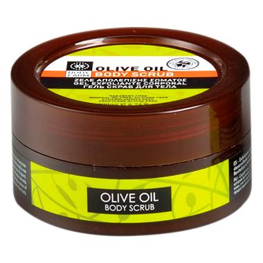 Body Scrub Olivolja