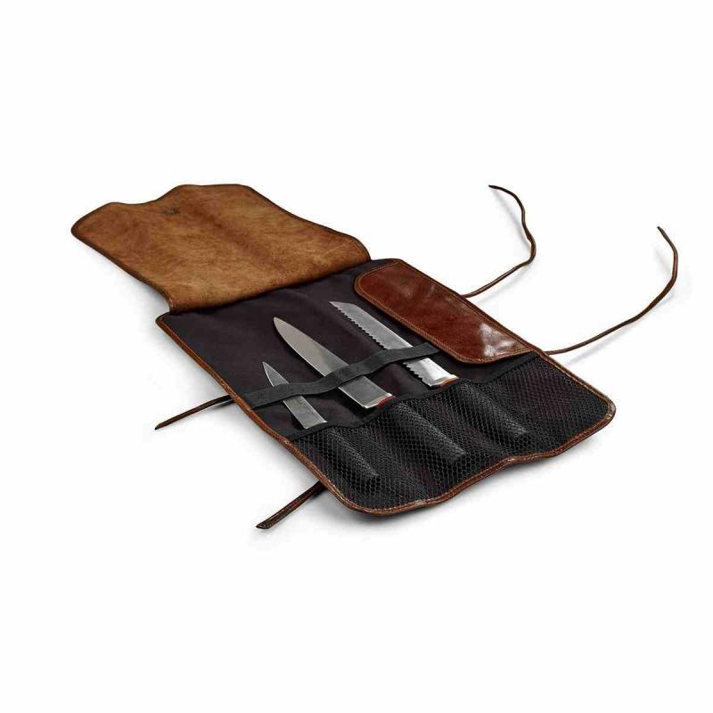 Knivfodral Läder HOME