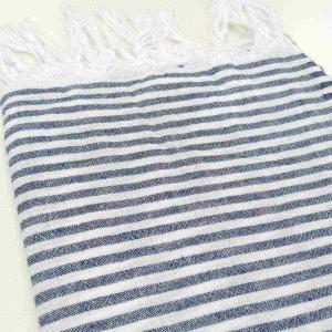 Hamam handduk VALRAS PLAGE bleu marine