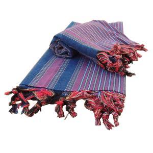 Hamam Towel Kesan Blue