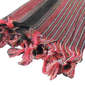 Hamam Towel Kesan Red