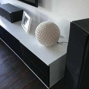 Designlampa Glob 28x26 cm. Bordslampa från ByOn.