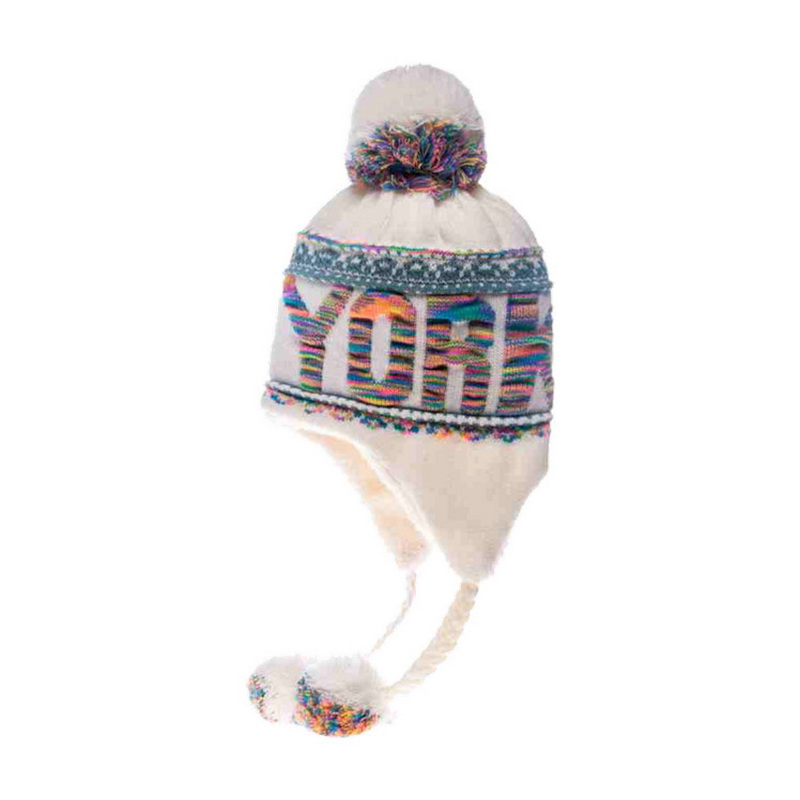Popular knitted winter hat New York online. Quality at a good price ... fdca1aeee82