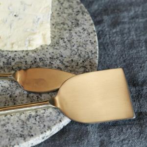 Ostbricka serveringsbricka ost Merli 30x23 cm Marmor från ByOn