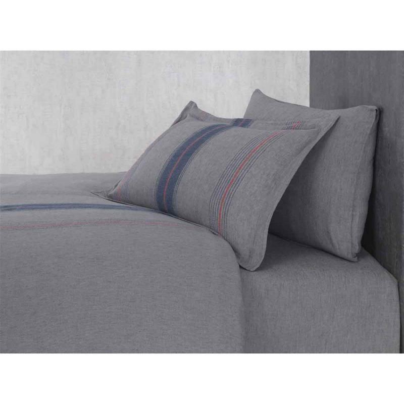 2 Pillowcase PANDORA cobalt