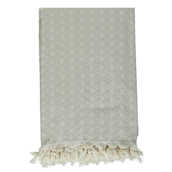 Throw Babuska Beige 150x220 cm 100% Cotton