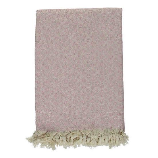 Throw Babuska Powder Pink 150x220 cm 100% Cotton