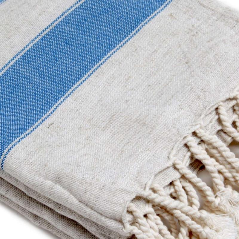 Linen Hammam Towel Skagen