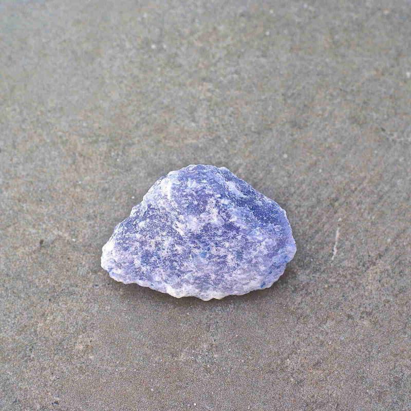 Refill förpackning med 4 st. Rivsalt Persian Blue Saltstenar från Iran