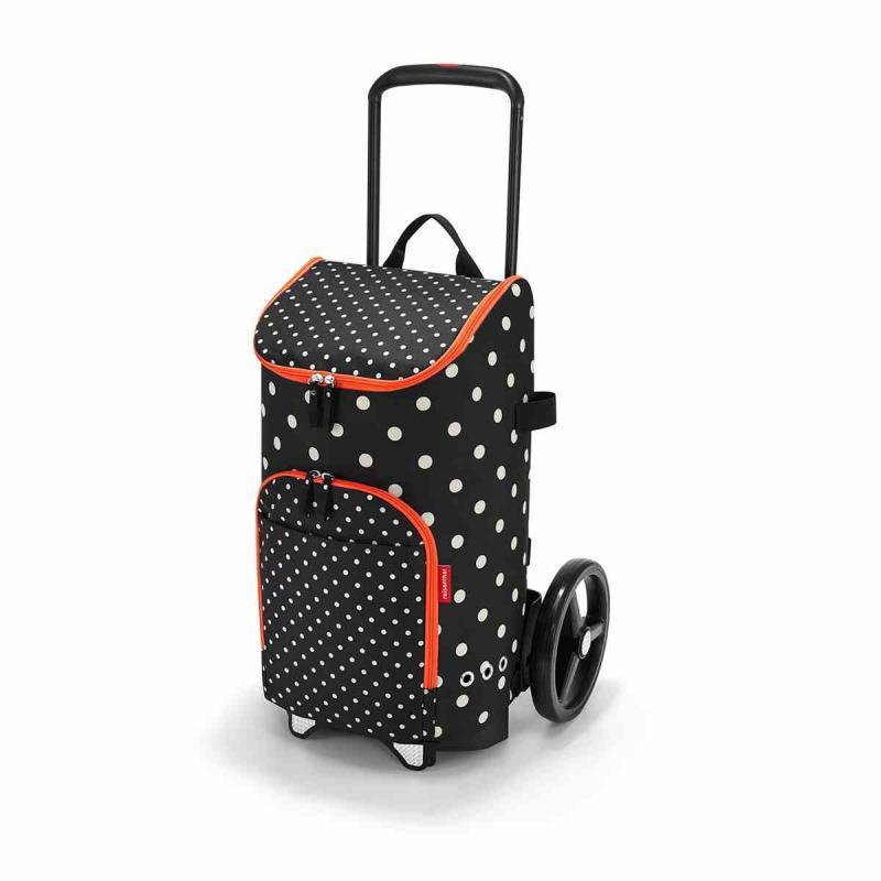 Citycruiser bag mixed dots