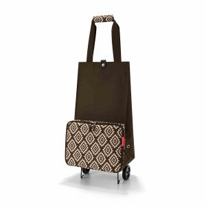Foldabletrolley Diamonds mocha