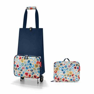 Foldabletrolley Millefleurs