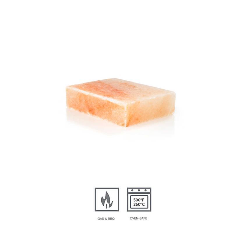 RIVSALT BBQ Salt Block 3,2 kg 20x15x4,5cm