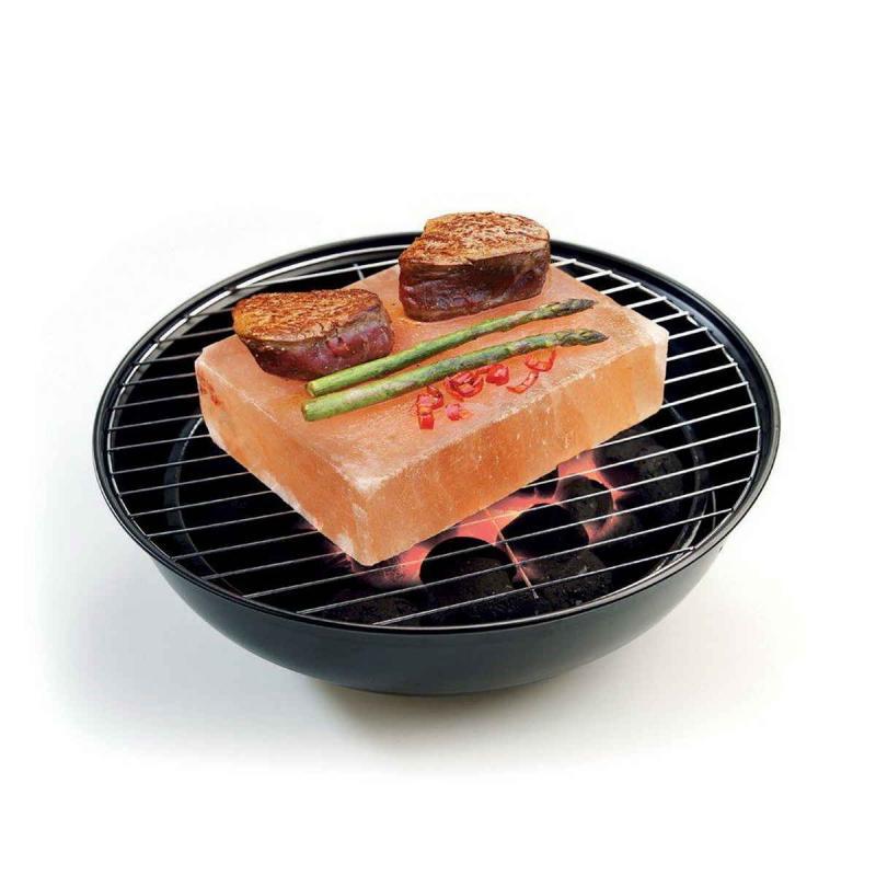 RIVSALT BBQ Salt Block 3,2 kg för grill eller kyld servering
