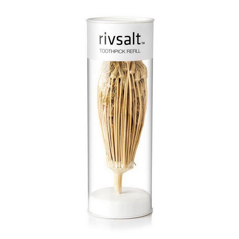 Present set Rivsalt Tandpetare TOOTHPICK REFILL
