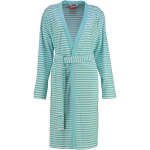 s.Oliver randig kimono badrock dam i frotté. 3712 46 turkos