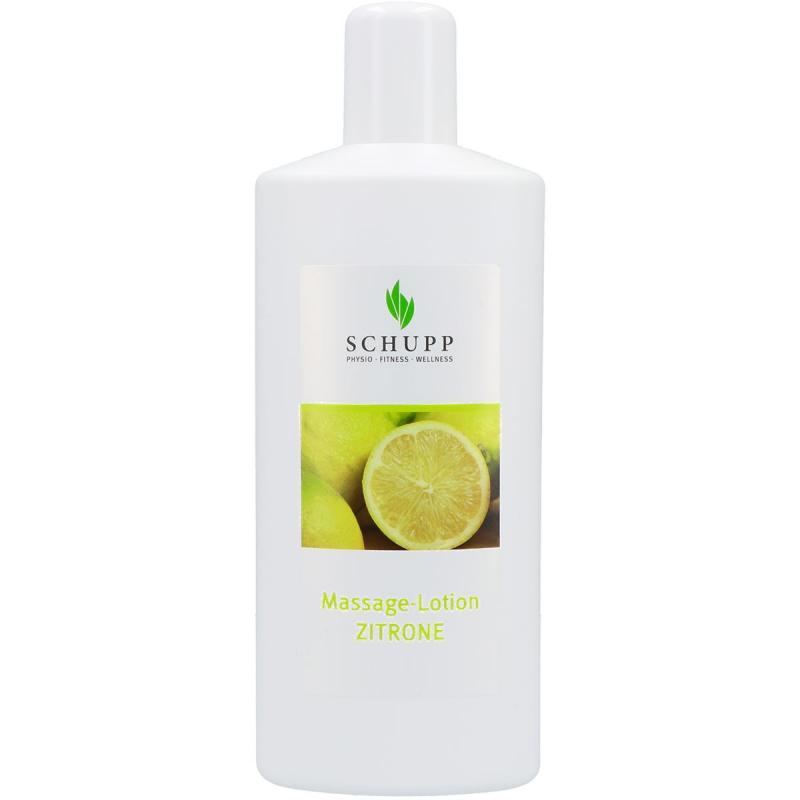 Schupp Massage-lotion Citron 1 liter