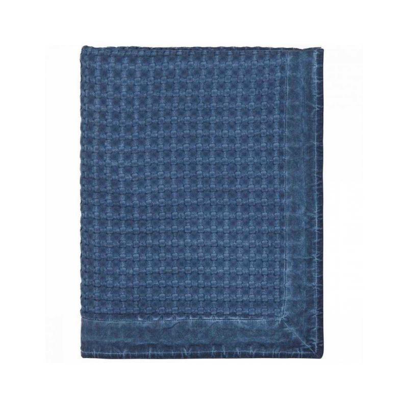 Blanket Nid d'Abeille Lavé MIKADO