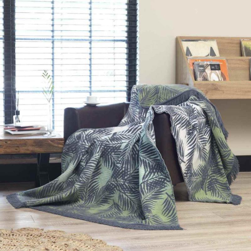 Blanket JUNGLE