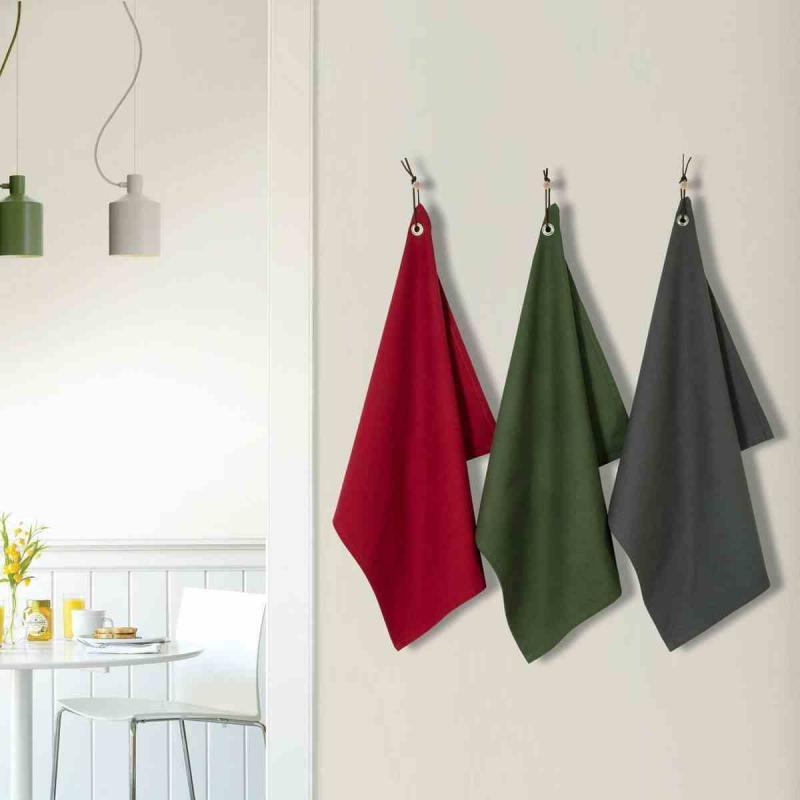 Tea towel GARDEN