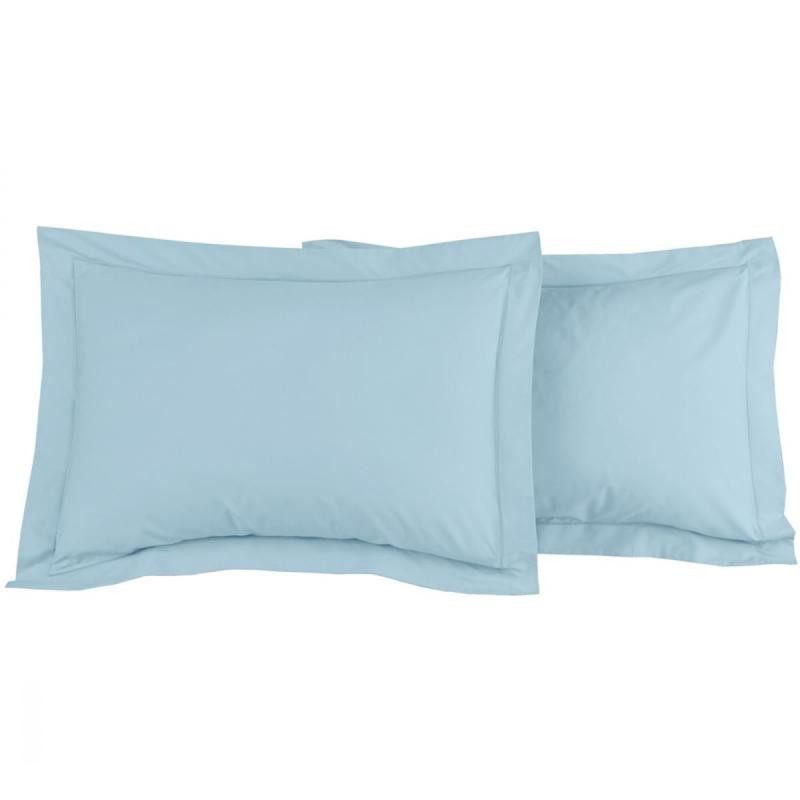 2 Pillowcase SENSEI SOFT Azur
