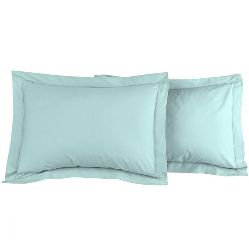 2 Pillowcase SENSEI SOFT Bleu Arctic