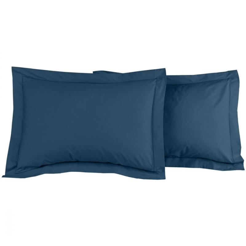2 Pillowcase SENSEI SOFT Indigo