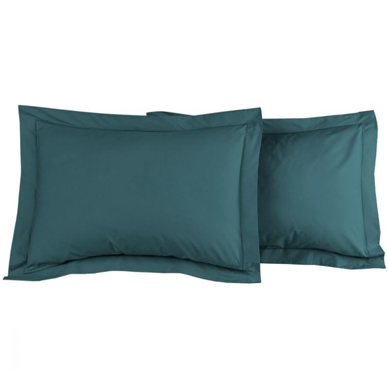 2 Pillowcase SENSEI SOFT Petrol