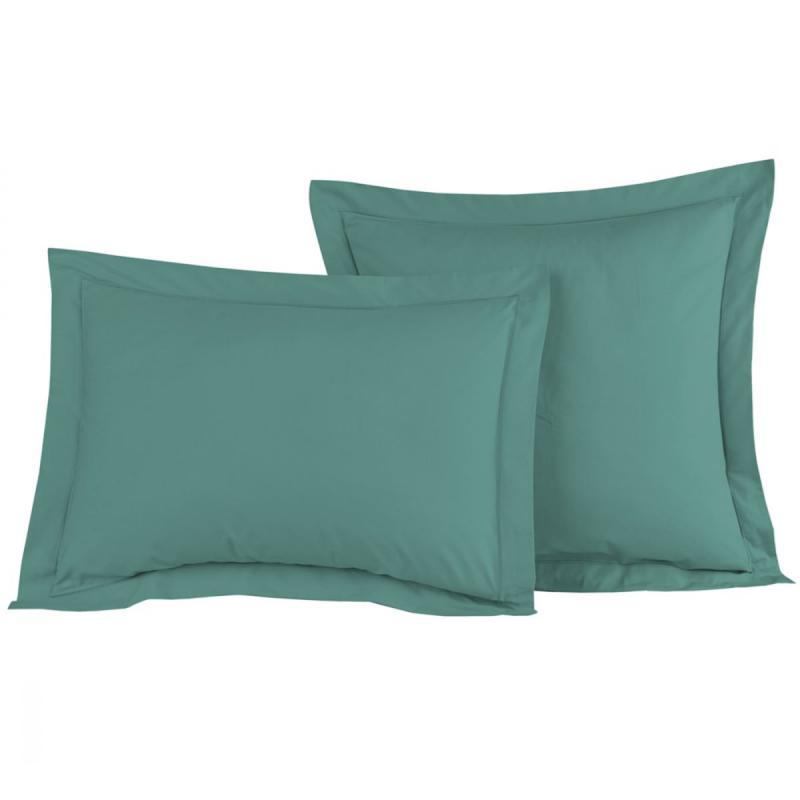 2 Pillowcase SENSEI SOFT Aqua Sea