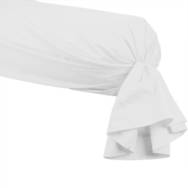 Bolster Cover SENSEI SOFT Blanc