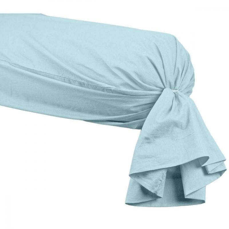 Bolster Cover SENSEI SOFT Bleu Arctic
