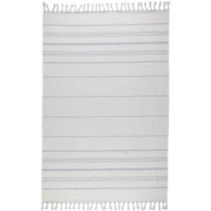 Terry Hammam Towel 3704 61 Denim