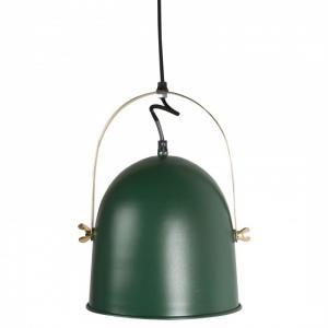 ByOn Taklampa ELI Ø22 Mossgrön lack Lampa Belysning Inomhus